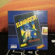 Videojuegos y Consolas: ELIMINATOR COMMODORE AMIGA.. Lote 267585914