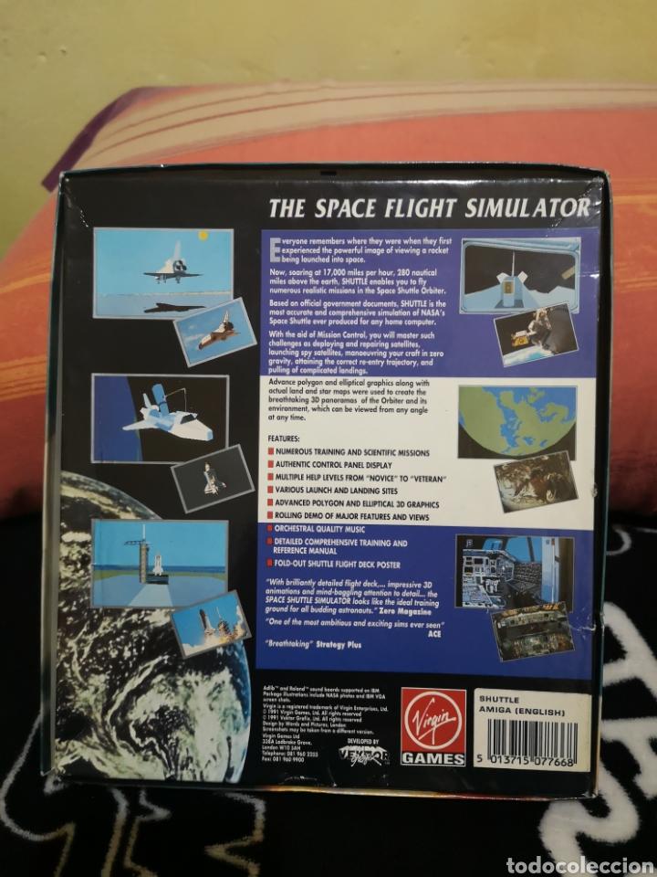 Videojuegos y Consolas: Shuttle Commodore Amiga. - Foto 2 - 267586449