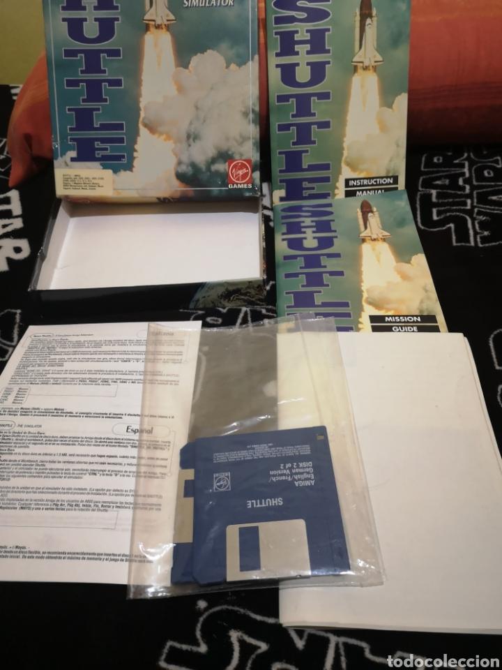 Videojuegos y Consolas: Shuttle Commodore Amiga. - Foto 3 - 267586449