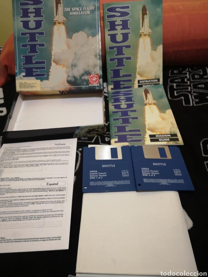 Videojuegos y Consolas: Shuttle Commodore Amiga. - Foto 5 - 267586449