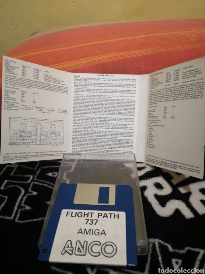 Videojuegos y Consolas: Flight Path 737 Commodore Amiga - Foto 3 - 267587599