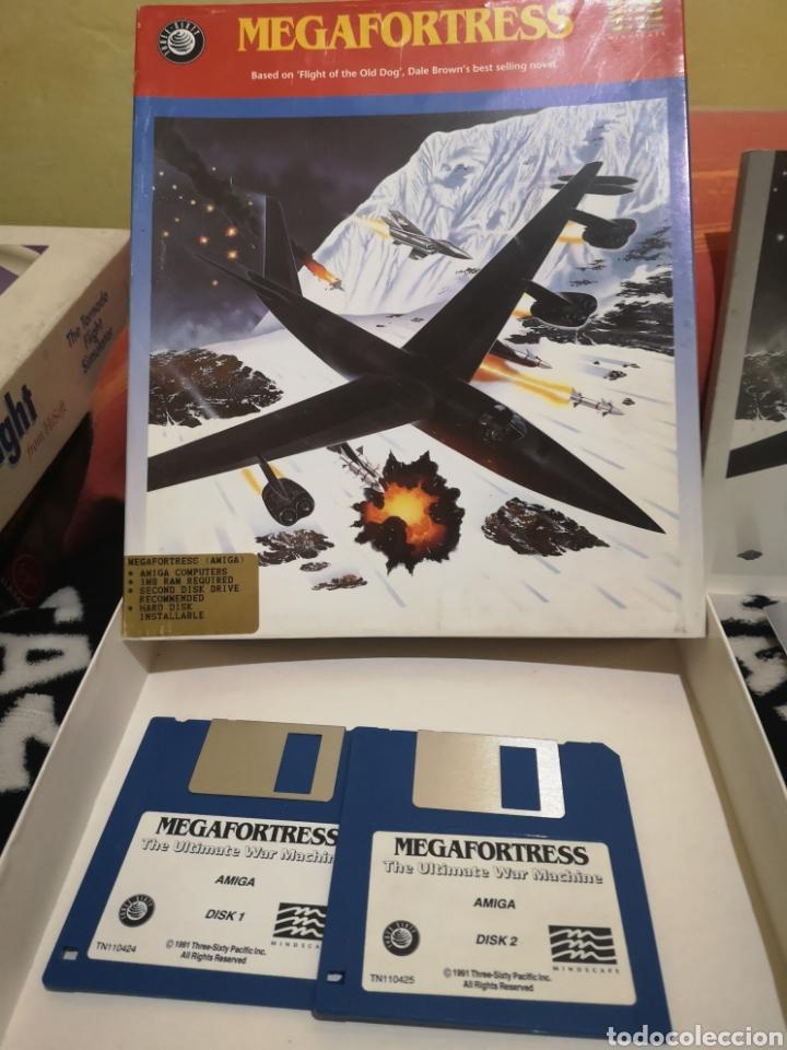 Videojuegos y Consolas: Megafortress Commodore Amiga. - Foto 2 - 267588454