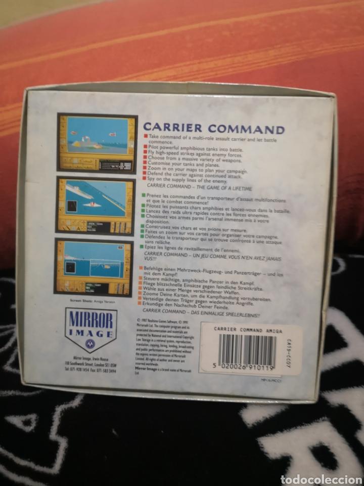 Videojuegos y Consolas: Carrier Command Commodore Amiga - Foto 2 - 267588989