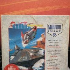 Videojuegos y Consolas: CARRIER COMMAND COMMODORE AMIGA.. Lote 267588989