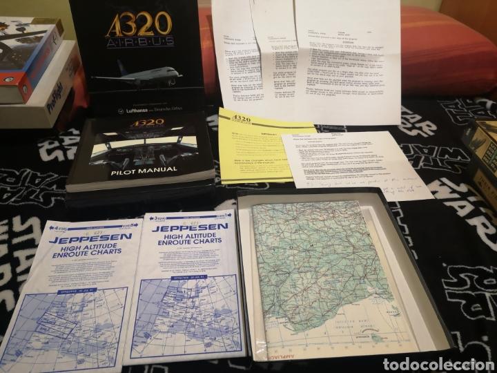 Videojuegos y Consolas: A320 Airbus Commodore Amiga completo - Foto 9 - 267589439