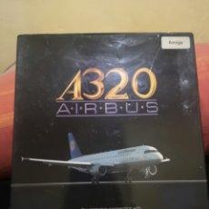 Videojuegos y Consolas: A320 AIRBUS COMMODORE AMIGA COMPLETO.. Lote 267589439