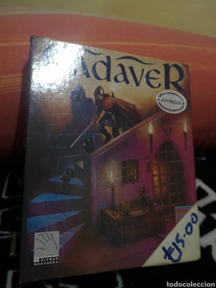 CADÁVER COMMODORE AMIGA (Juguetes - Videojuegos y Consolas - Amiga)