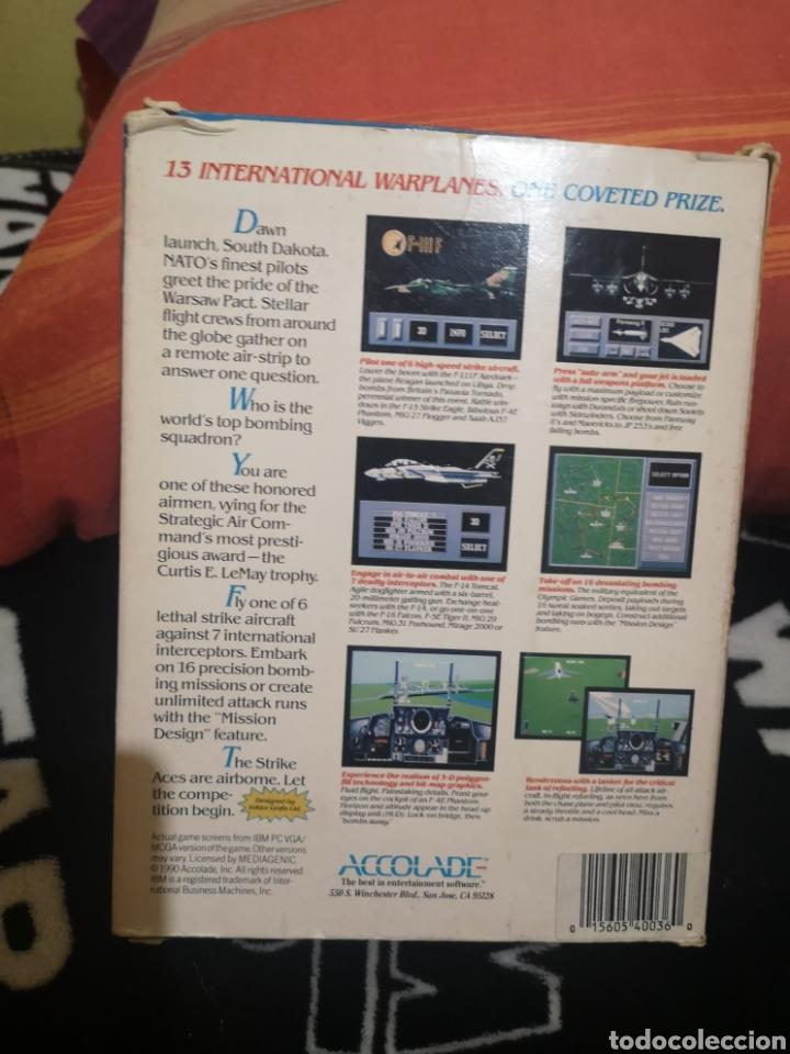 Videojuegos y Consolas: Strike Aces Commodore Amiga - Foto 3 - 267592149