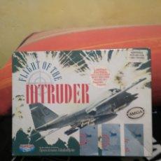 Videojuegos y Consolas: FLIGH OF THE INTRUDER COMMODORE AMIGA COMPLETO. Lote 267592934