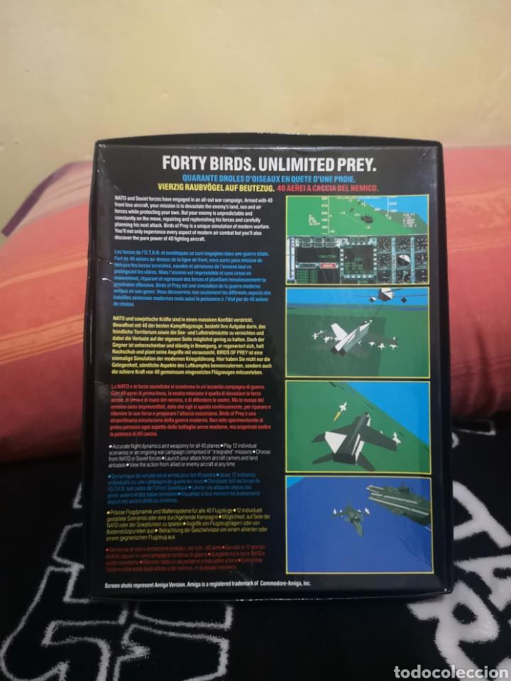 Videojuegos y Consolas: Birds of prey Commodore Amiga completo - Foto 2 - 267593274