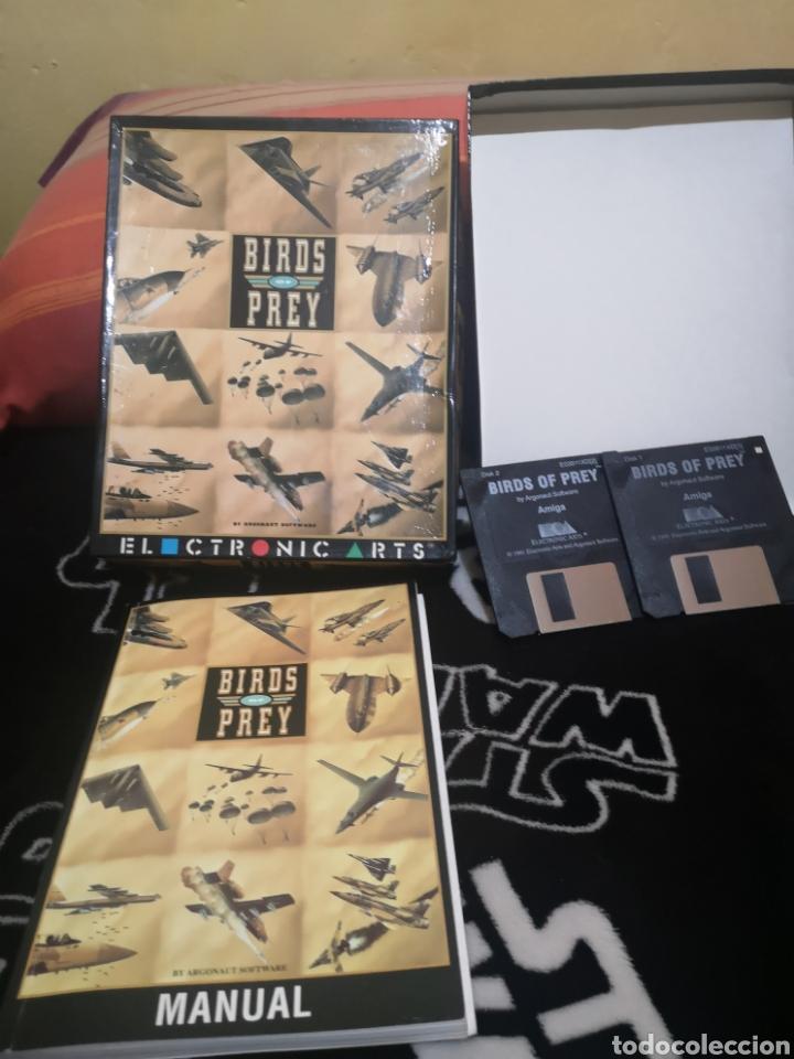 Videojuegos y Consolas: Birds of prey Commodore Amiga completo - Foto 3 - 267593274