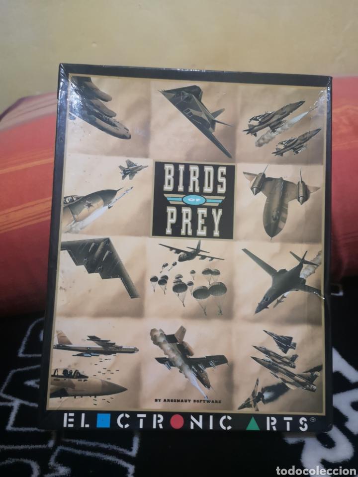 BIRDS OF PREY COMMODORE AMIGA COMPLETO (Juguetes - Videojuegos y Consolas - Amiga)