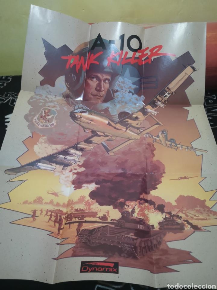 Videojuegos y Consolas: A-10 Tank Killer Commodore Amiga - Foto 3 - 267593619