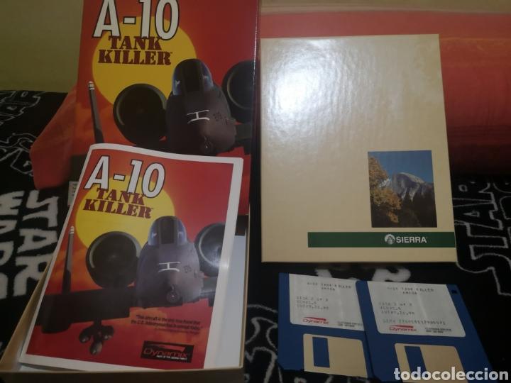 Videojuegos y Consolas: A-10 Tank Killer Commodore Amiga - Foto 4 - 267593619