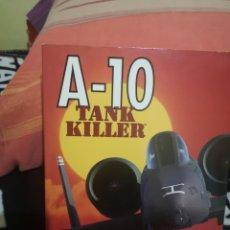 Videojuegos y Consolas: A-10 TANK KILLER COMMODORE AMIGA. Lote 267593619