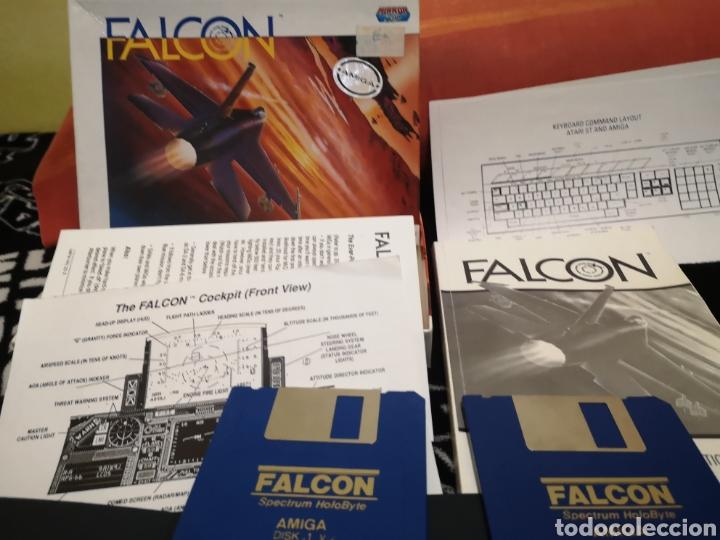 Videojuegos y Consolas: Falcon Commodore Amiga caja grande - Foto 4 - 267595664