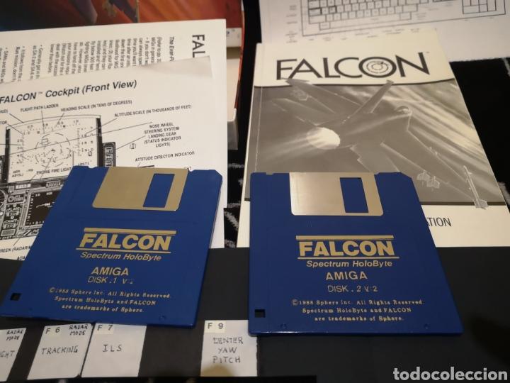Videojuegos y Consolas: Falcon Commodore Amiga caja grande - Foto 6 - 267595664