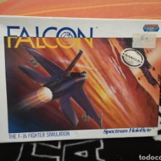 Videojuegos y Consolas: FALCON COMMODORE AMIGA CAJA GRANDE. Lote 267595664