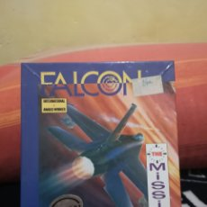 Videojuegos y Consolas: FALCON THE MISSION DISK COMMODORE AMIGA. Lote 267596149