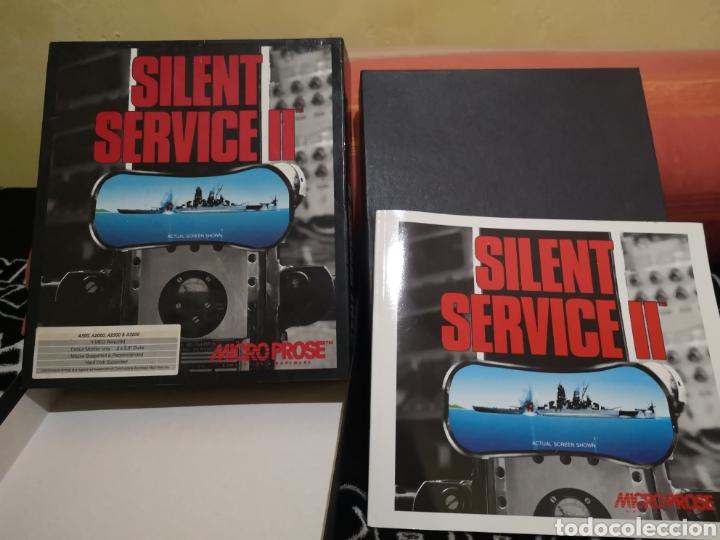 Videojuegos y Consolas: Silent service II Commodore Amiga - Foto 4 - 267596684