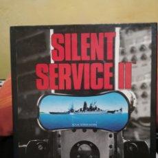 Videojuegos y Consolas: SILENT SERVICE II COMMODORE AMIGA. Lote 267596684