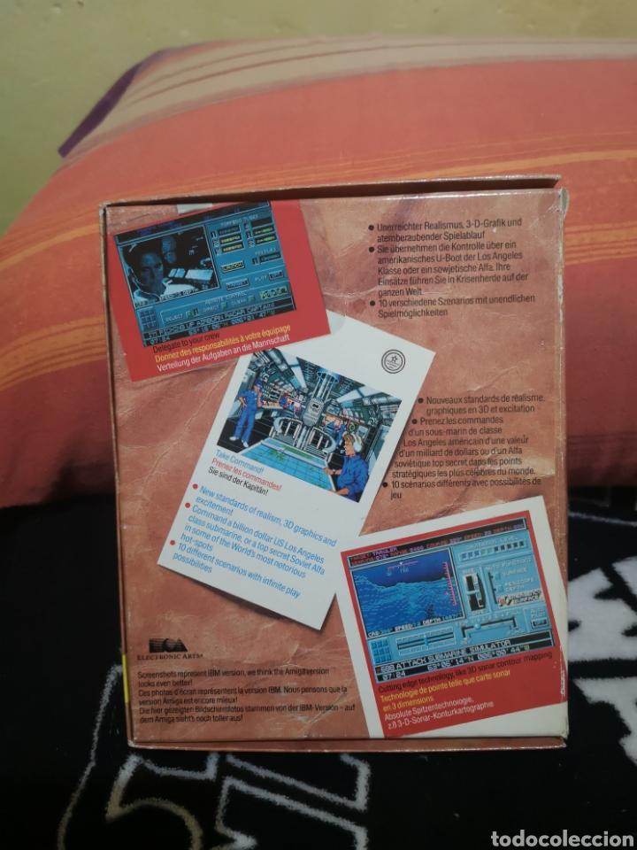Videojuegos y Consolas: 688 attack sub Commodore Amiga - Foto 2 - 267598344