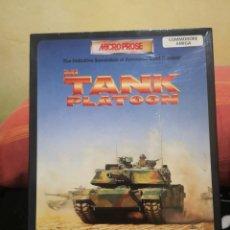 Videojuegos y Consolas: M1 TANK PLATOON COMMODORE AMIGA. Lote 267598569