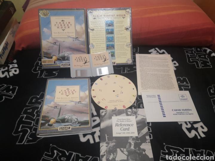 Videojuegos y Consolas: Their Finest Hour Commodore Amiga - Foto 3 - 267599529