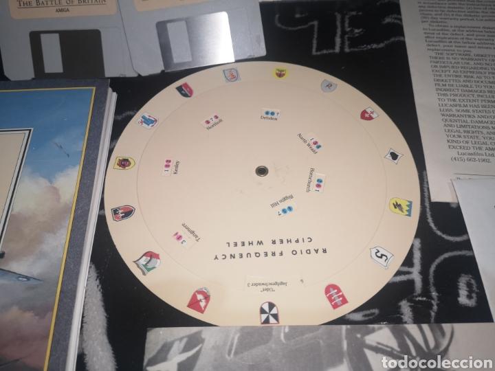Videojuegos y Consolas: Their Finest Hour Commodore Amiga - Foto 4 - 267599529