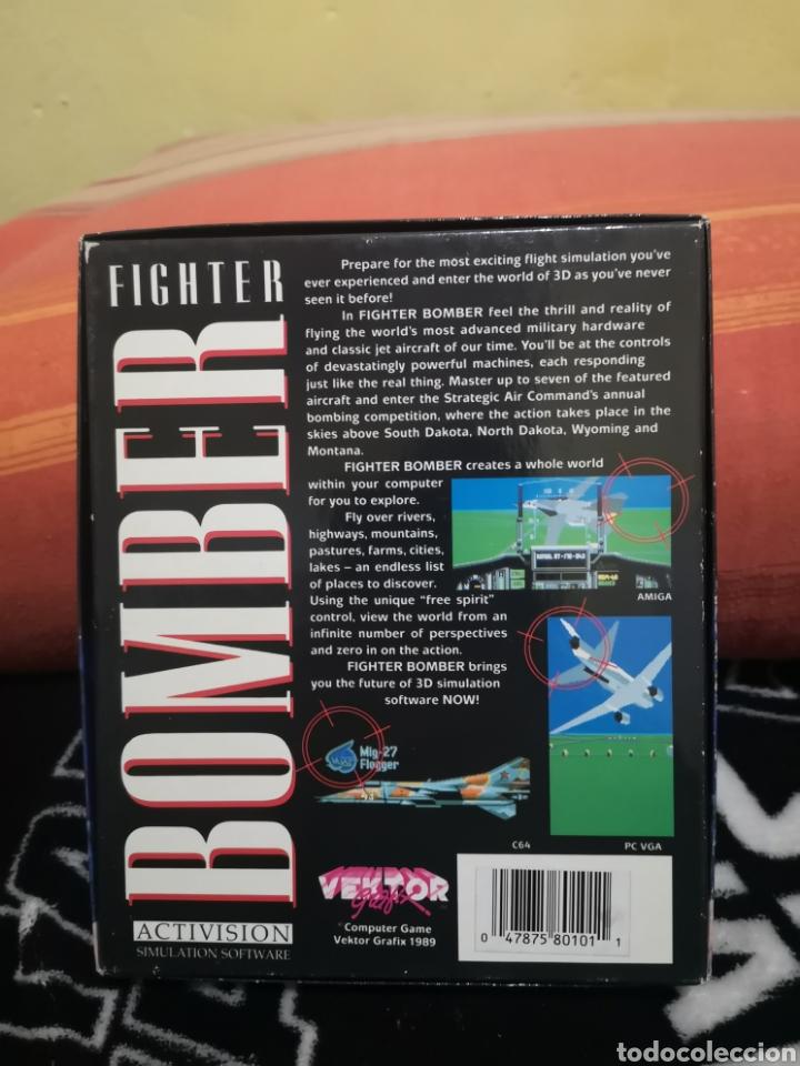 Videojuegos y Consolas: Fighter Bomber Commodore Amiga - Foto 3 - 267600154