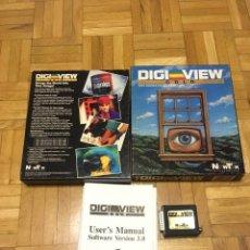 Videojuegos y Consolas: DIGIVIEW PARA AMIGA. Lote 272735243