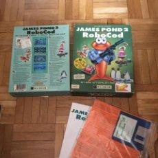 Videojuegos y Consolas: JAMES POND 2. Lote 272745103
