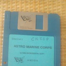 Videojuegos y Consolas: ASTRO MARINE CORPS .COMMODORE AMIGA 500. 1000 SOLO DISQUETE DISKETTE NO SPECTRUM ATARI AMSTRAD PC SV. Lote 284234053