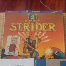 Videojuegos y Consolas: STRIDER 2.COMMODORE AMIGA 500. 1000 IBM DISQUETE DISKETTE NO SPECTRUM ATARI AMSTRAD PC SVI. Lote 284244903