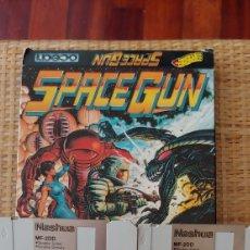Videogiochi e Consoli: SPACE GUN.COMMODORE AMIGA 500. 1000 DISQUETE DISKETTE NO SPECTRUM ATARI AMSTRAD PC SVI. Lote 284250133