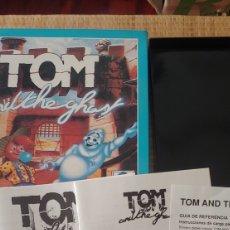 Videogiochi e Consoli: TOM AND THE GOST COMMODORE AMIGA BIG BOX. DISQUETE DISKETTE.NO SPECTRUM AMSTRAD SVI IBM SPECTRAVIDEO. Lote 286004668