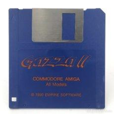 Videojuegos y Consolas: GAZZA II / EMPIRE SOFTWARE 1990 / DISK FUTBOL PAUL GASCOIGNE SOCCER DISKETTE 3½ CBM COMMODORE AMIGA. Lote 288119488