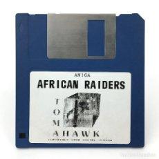 Videojuegos y Consolas: AFRICAN RAIDERS TOMAHAWK COKTEL VISION 1990 RAREZA VIDEOJUEGO JUEGO VINTAGE COMMODORE AMIGA DISKETTE. Lote 293962128