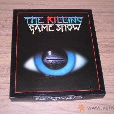 Videojuegos y Consolas: THE KILLING GAME SHOW COMPLETO COMMODORE AMIGA PSYGNOSIS. Lote 24583618