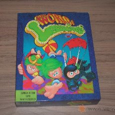 Videojuegos y Consolas: ALL NEW WORLD OF LEMMINGS COMPLETO COMMODORE AMIGA PSYGNOSIS. Lote 24583586