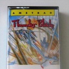 Videojuegos y Consolas: VIDEOJUEGO THUNDER BLADE AMSTRAD 464/6128. Lote 27164700
