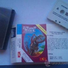 Videojuegos y Consolas: STUNT BIKE AMSTRAD CINTA. Lote 27192949