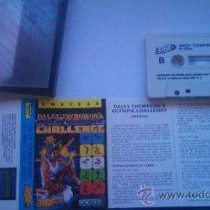Videojuegos y Consolas: DALEY JUAGO AMSTRAD. Lote 27193231