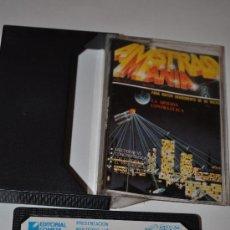 Videojuegos y Consolas: JUEGO AMSTRAD MICRO AMSTRAD MANIA AÑO 1 Nº 4 LA ARMADA CONTRATACA. Lote 29182201