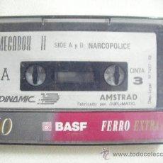 Videojuegos y Consolas: JUEGO AMSTRAD MEGABOX NARCOPOLICE - ENVIO INCLUIDO A ESPAÑA. Lote 29228214