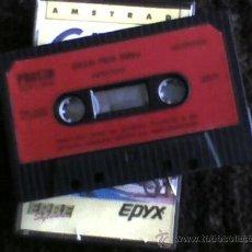Videojuegos y Consolas: JUEGO AMSTRAD GRAND PRIX 500 CC PROEIN 87 . Lote 30937922