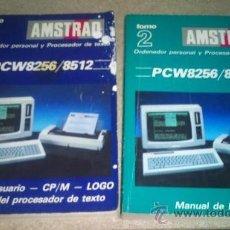 Videojuegos y Consolas: 2 LIBROS AMSTRAD ANTIGUOS . Lote 31596048