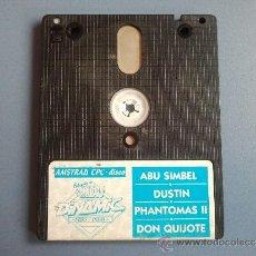 Jeux Vidéo et Consoles: JUEGO AMSTRAD DISKETTE 4 EN UNO . Lote 31938920