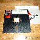 Videojuegos y Consolas: JUEGO AMSTRAD.DISCO.DISKETTE CON SISTEMA OPERATIVO MS - 2 Y TETRIS. Lote 36374598