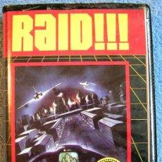Videojuegos y Consolas: JUEGO AMSTRAD. RAID !!! DE ACCESS. CASETTE ERBE.. Lote 36952053
